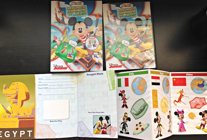 """""""Mickey Mouse Clubhouse: Around The Clubhouse World"""" DVD ..."""