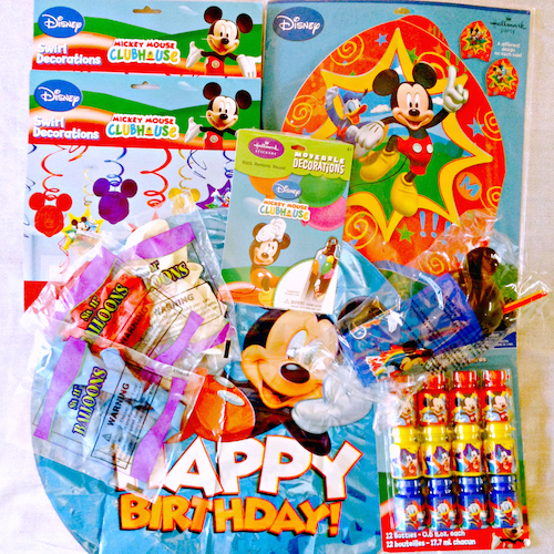 Tips For A Disney In Room Celebration That Won T Break The Bank Disneyside Bay Area Mommy