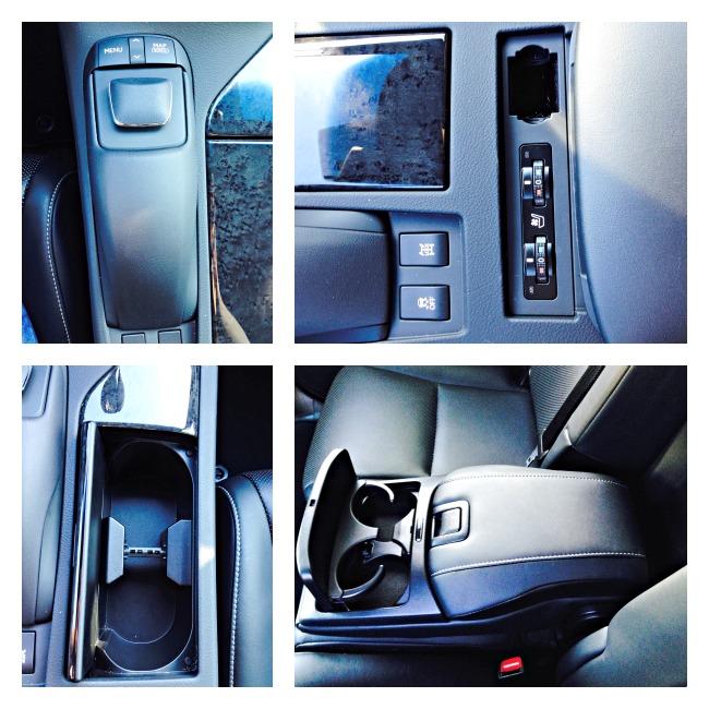 Lexus RX 350 F Sport Interior
