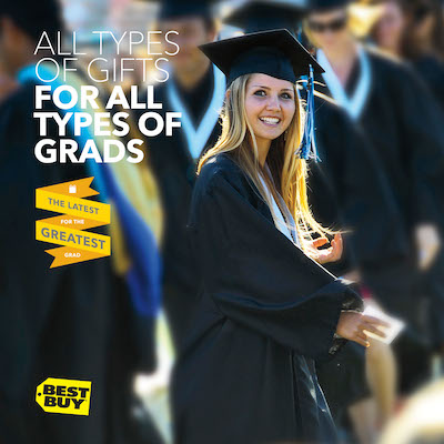 Best Buy Greatest Grad