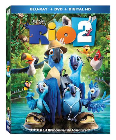 Rio2 BluRay