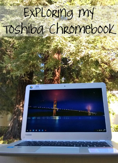 Exploring The Toshiba Chromebook