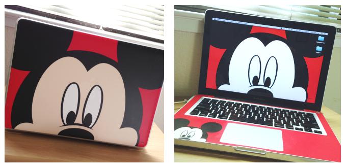 DecalGirl Disney Skin Mickey Face