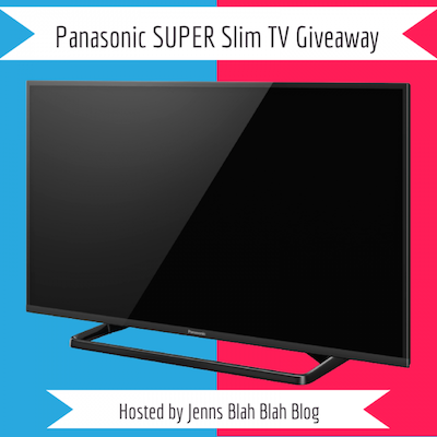 Panasonic TV Giveaway