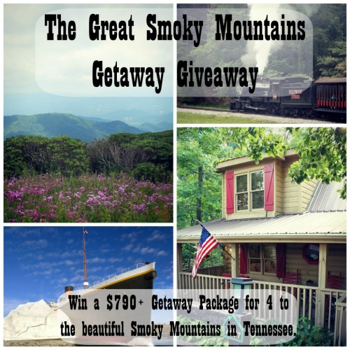 smoky mountains giveaway