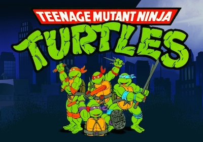 The Teenage Mutant Ninja Turtles I remember