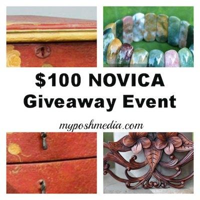 100NovicaGiveaway