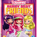 Strawberry Shortcake: #BerryBestFriends Coloring Sheet + Giveaway