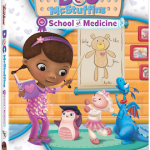 Doc McStuffins: School Of Medicine DVD Review