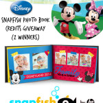 Take A Look At My Disney Snapfish PhotoBook!