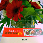 My McDonald's Field To Restaurant Tour Experience #McDTour