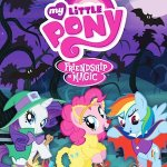 My Little Pony: Spooktacular Pony Tales On DVD Today