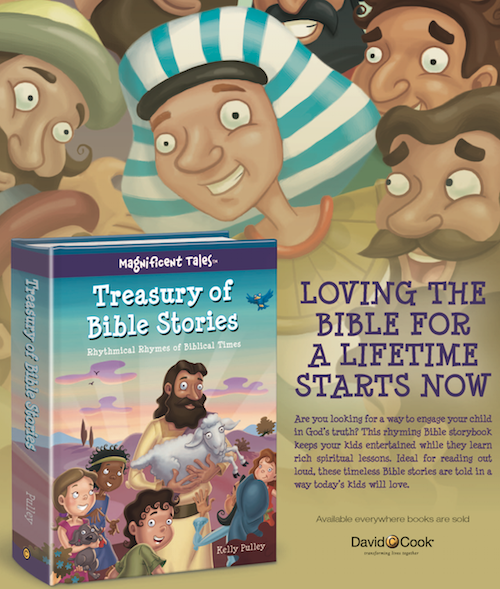 Treasury of Bible Stories