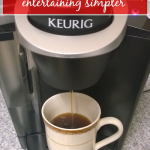 Keurig Makes Life And Holiday Entertaining Simpler
