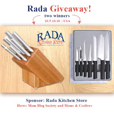 rada giveaway