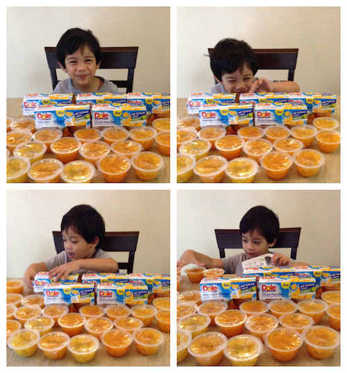 Dole Fruit Bowls 1