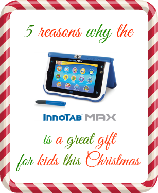 Innotab Max holiday gift