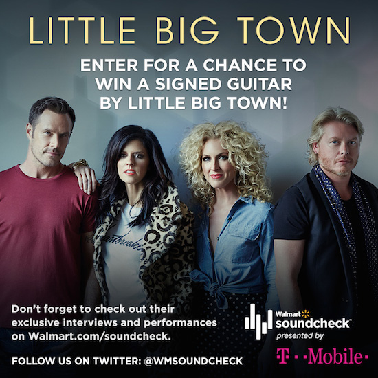 Little Big Town Sweepstakes