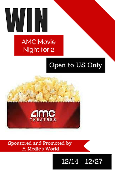 AMC Movie Night for 2