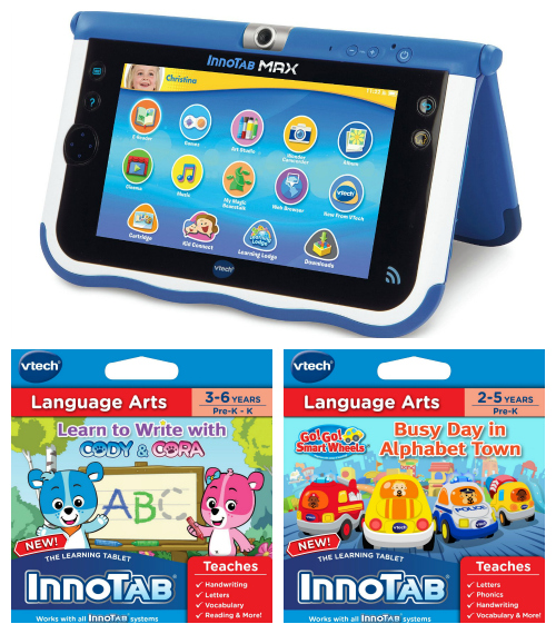 Innotab Max Learning Cartridges