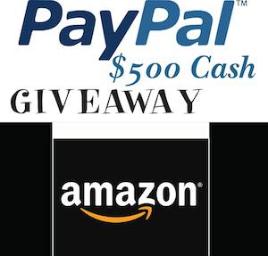 Paypal or amazon