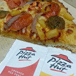 Pizza Hut's New Flavor of Now Menu #FlavorOfNow