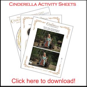 Cinderella Activity Sheets