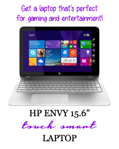 HP Envy Touch Smart