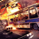 """FAST & FURIOUS-SUPERCHARGED"" Ride At Universal Studios Hollywood"