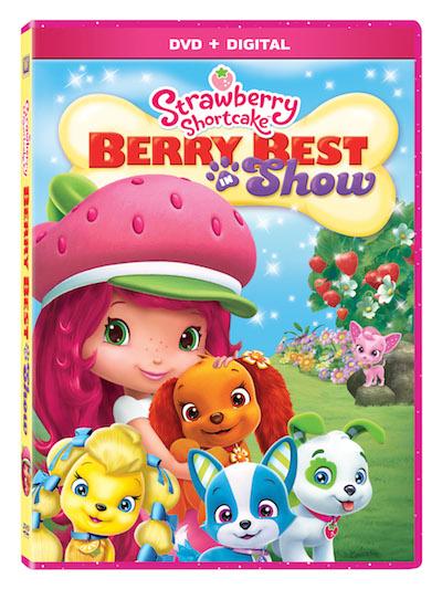 Berry Best In Show DVD