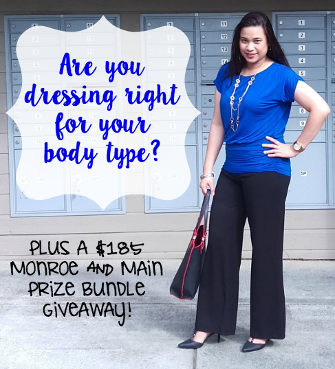 Monroe And Main #DressYourBodyType