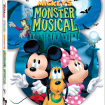 Mickey's Monster Musical Arrives On DVD On September 8!
