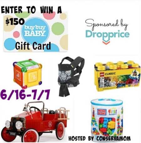 dropprice giveaway
