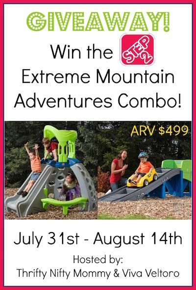 Extreme Mountain Adventures Combo
