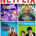 Back To School Shows To Stream on Netflix #StreamTeam