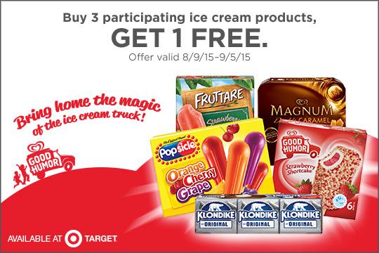 Target Ice Cream