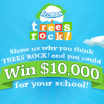 Enter The Scotties 5th Annual TREES ROCK Video Contest!