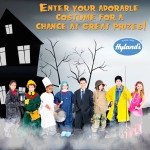 Enter To Win Hyland's Halloween Costume Contest! #HylandsHalloweenCostumeContest