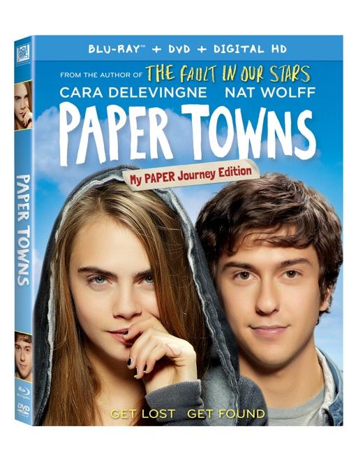 Paper Towns DVD