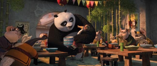 Kung Fu Panda --