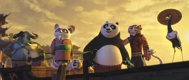 Kung Fu Panda -