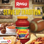 Get Ragu Ready for your Game Day Celebration #RaguGameDay