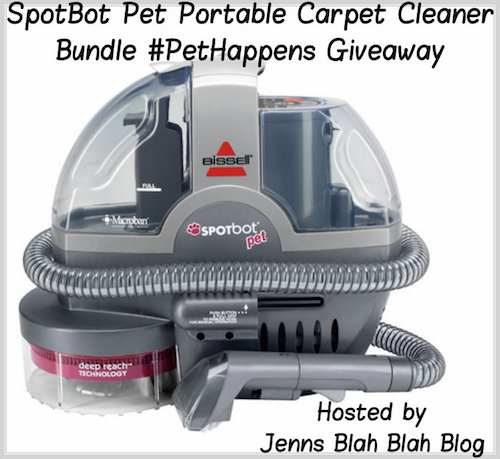 SpotBot-Pet-Portable-Carpet-Cleaner-Bundle-Giveaway
