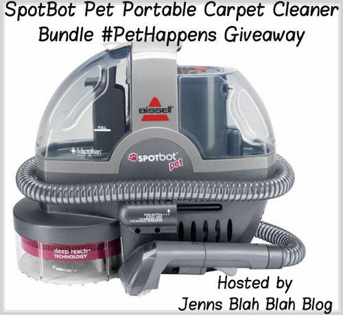 SpotBot-Pet-Portable-Carpet-Cleaner-Bundle-Giveaway