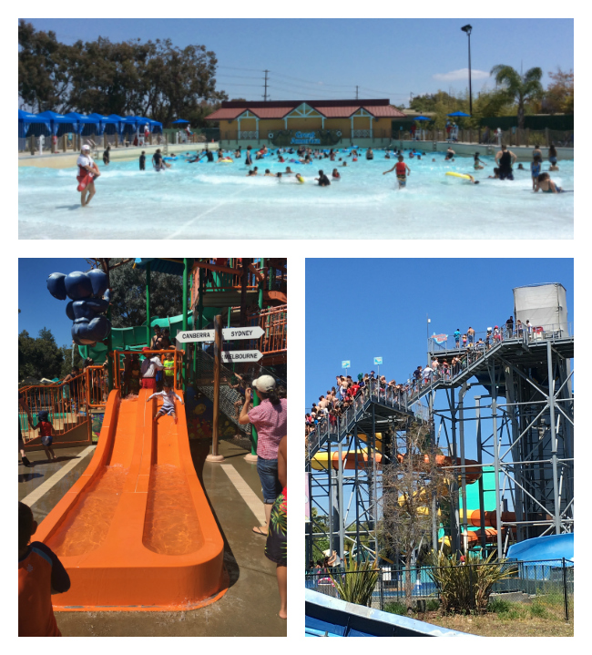Summer Fun at Boomerang Bay
