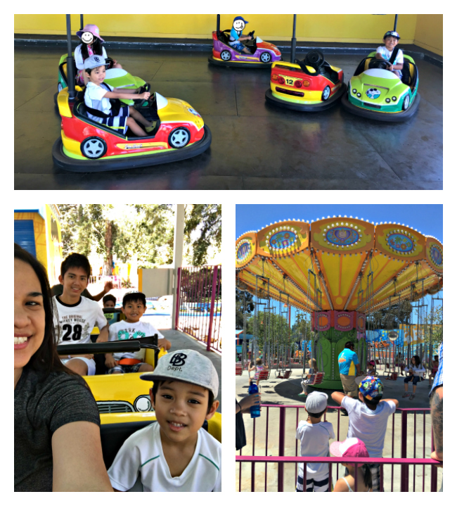Summer Fun at Planet Snoopy