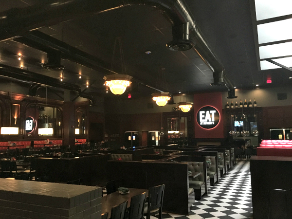 Dave & Busters Dining Area 2