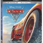 "Disney Pixar's ""Cars 3"" Available Digitally in HD on Oct 24 and Blu-Ray on Nov 7"