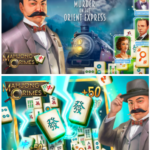 Mahjong Crimes: Agatha Christie's Murder on the Orient Express
