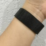 Black Mesh Loop Milanese Watch Band Review